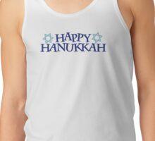 Happy Hanukkah Tank Top