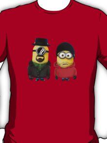 Minions Walter & Jesse Breaking Bad T-Shirt