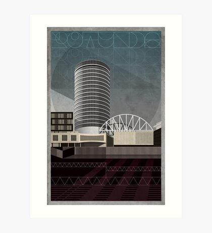 Rotunda Art Print