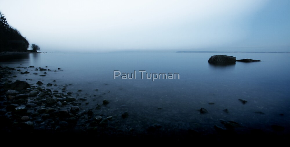 Blue Morning by Paul Tupman