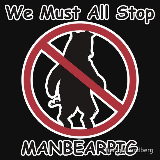 TShirtGifter presents: MANBEARPIG Shirt