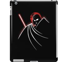 Darthman - The Animated Series iPad Case/Skin