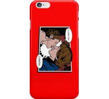 Rebelstein Kiss iPhone Case/Skin