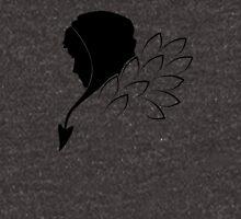 Corazon black Hoodie