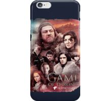 Game of thrones House Stark iPhone Case/Skin