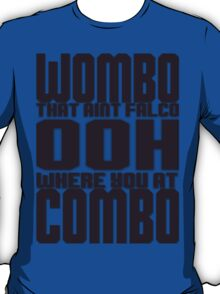 Smash Bros. - Wombo Combo T-Shirt