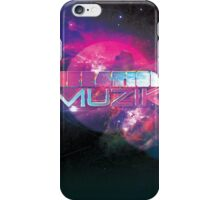 Creation Music iPhone Case/Skin