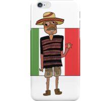 Mexican Cartoon iPhone Case/Skin
