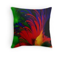 WingedMessengers Throw Pillow