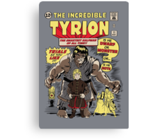 The Incredible Imp Canvas Print