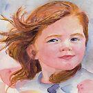 Annabelle Head Study by mtyokawonis