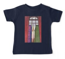 view from inside the metropolitan museum Baby Tee