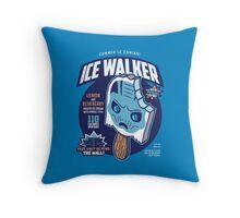 Ice Walker Throw Pillow