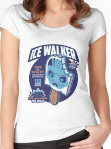 Ice Walker Women's Fitted Scoop T-Shirt