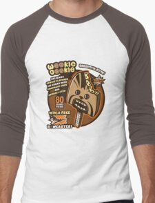 Wookie Cookie Ice Cream Men's Baseball ¾ T-Shirt