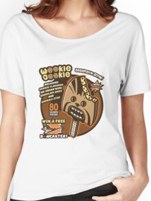 Wookie Cookie Ice Cream Women's Relaxed Fit T-Shirt