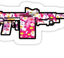 Make art not war... Sticker