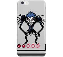 Wild Shinigami - Shinigamon shirt iPhone Case/Skin
