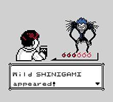 Wild Shinigami - Shinigamon shirt by lavalamp