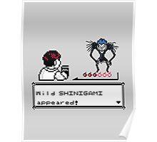 Wild Shinigami - Shinigamon shirt Poster