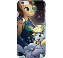 Derpy & The Doctor iPhone Case/Skin