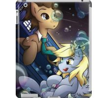 Derpy & The Doctor iPad Case/Skin