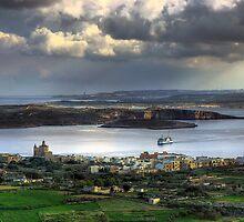 Malta by Xandru