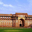 Indian Architecture by Braedene
