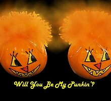 Will You Be My Punkin'? by jansnow