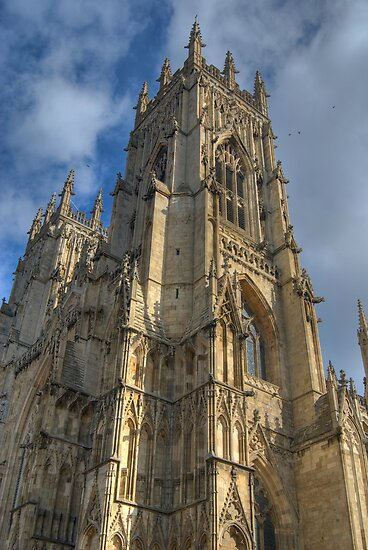 Yorkminster Cathedral by DonDavisUK