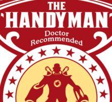 Handyman Autobodies (sticker) Sticker