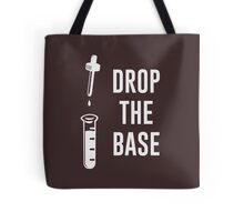 Drop the Bass Chemistry Base Tote Bag