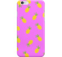 pineapples!! iPhone Case/Skin