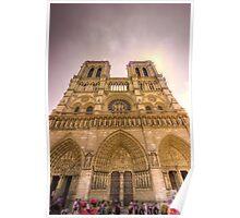 Notre Dame, Paris 2 Poster
