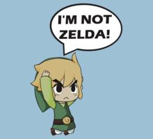 I'm Not Zelda T-Shirt