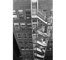 Stairs, New York, NY Photographic Print