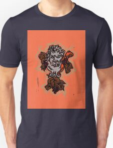 man with leaves T-Shirt