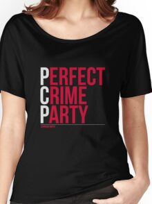 Perfect Crime Party PCP - Bakuman T-Shirt / Phone case 2 Women's Relaxed Fit T-Shirt