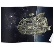 Space Exploring Poster