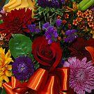 Floral Bouquet by Paul Gitto