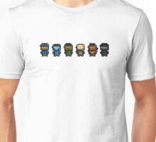 8 bit Halo Unisex T-Shirt