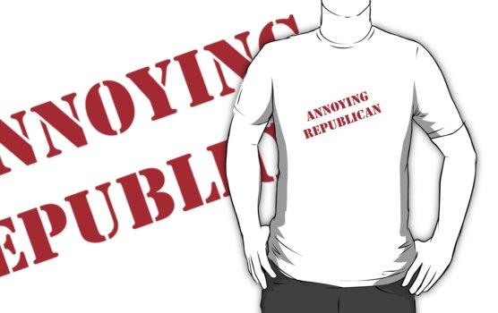 Annoying Republican by Jhug