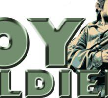 TOY SOLDIERS Sticker