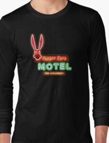 Rabbit Ears Motel Long Sleeve T-Shirt