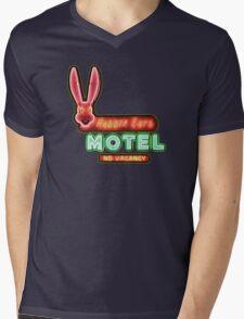 Rabbit Ears Motel Mens V-Neck T-Shirt