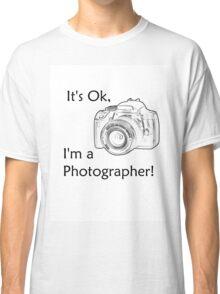 it's ok! Classic T-Shirt