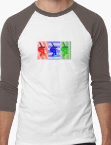 Skate Pop Art Men's Baseball ¾ T-Shirt