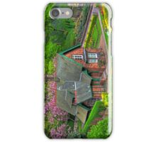 Gardener's cottage iPhone Case/Skin