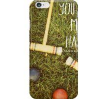 You Art My Happy iPhone Case/Skin