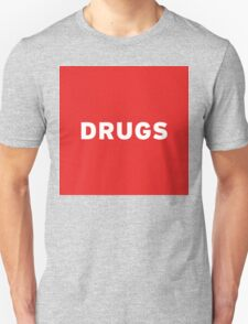 Drugs   Lust Brick T-Shirt